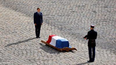 Frankreich nimmt Abschied von Belmondo