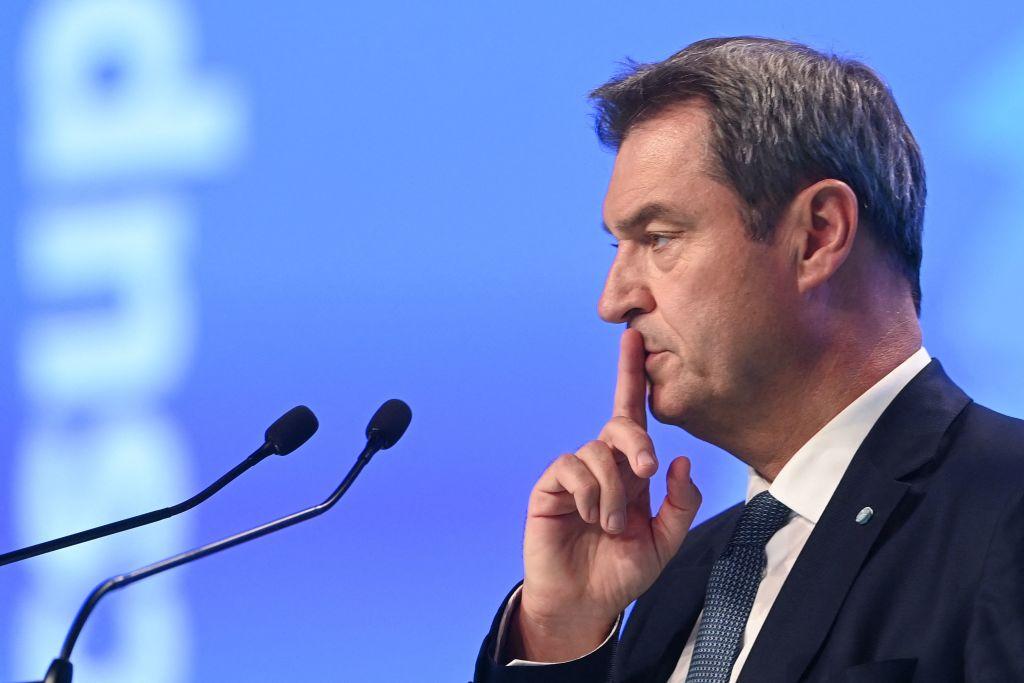 Söder heizt Streit um historische Rolle der SPD weiter an