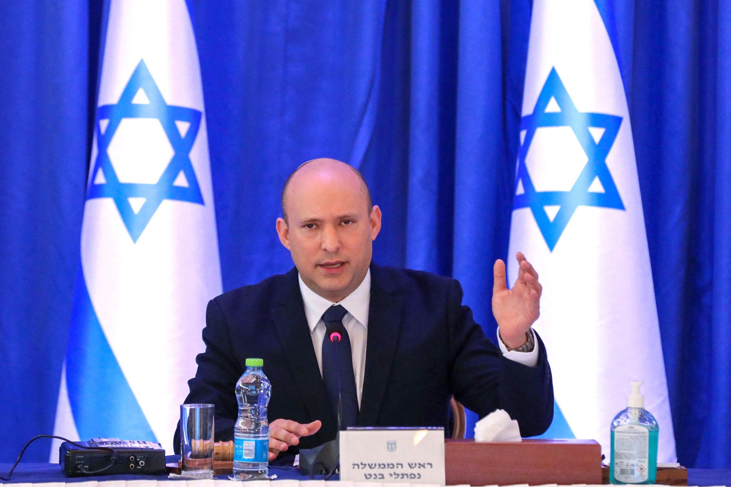 Israelischer Regierungschef trifft ägyptischen Präsidenten