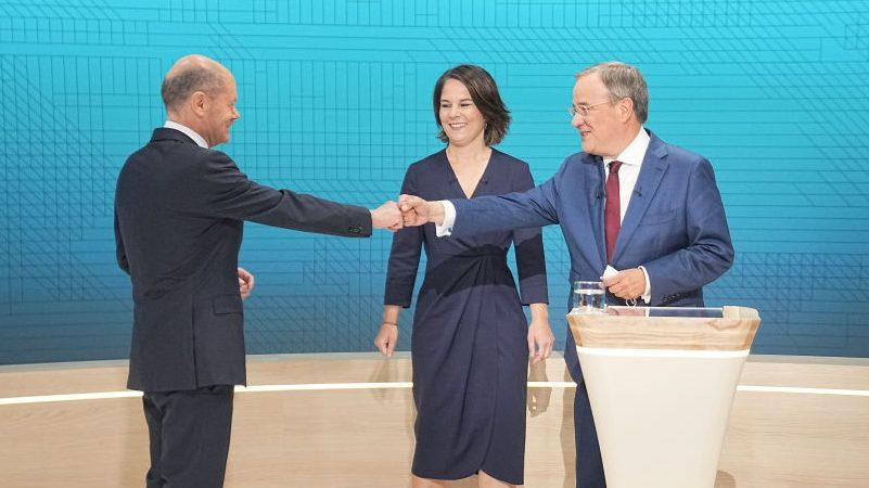 Laschet sieht Maaßen nicht in der Mitte der CDU