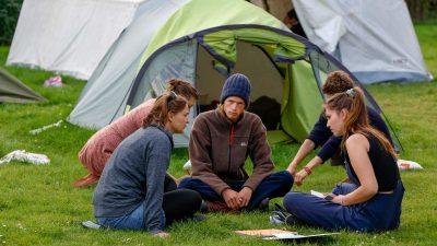 Hungerstreikende drohen mit Flüssigkeitsverweigerung