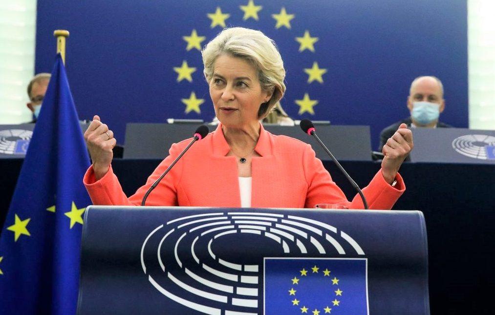 """""""Es fehlt der politische Wille"""" – Von der Leyen hält Rede zur Lage der EU"""