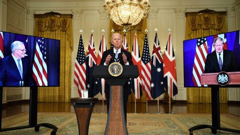U-Boote für Australien: Bündnis mit USA und Großbritannien gegen China