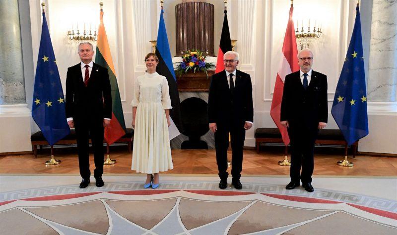"""Steinmeier: """"Keine europäische Sicherheit ohne die USA"""""""