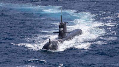 """Ex-General: """"Frankreich ist Opfer des U-Boot-Deals"""""""