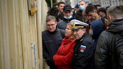 Parlamentswahl in Russland: Vorwürfe von Zensur und Betrug