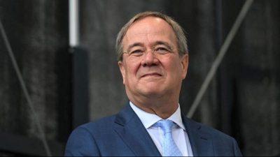 CDU wirbt mit Strukturprogramm um Wähler im Osten