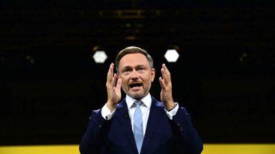 """""""Wir schließen aus: einen Linksruck in Deutschland"""""""