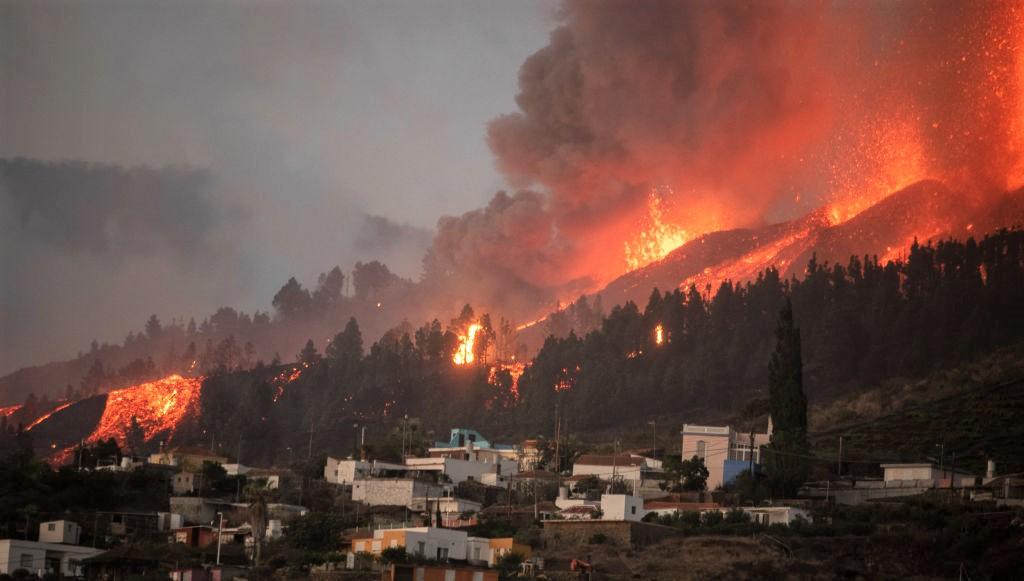 """Vulkanausbruch auf La Palma: """"Die Lava hat alles auf ihrem Weg vernichtet"""""""