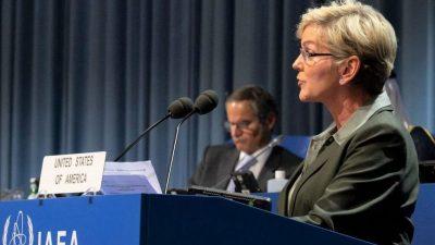 """US-Energieministerin warnt vor """"Manipulation"""" europäischer Gaspreise"""