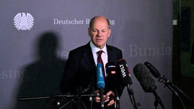 """Scholz: Kein Minister kann alle Probleme """"mit einem Fingerschnippen lösen"""""""