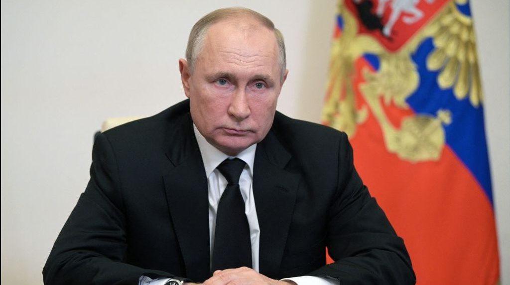Putin: Kämpfer aus Syrien und dem Irak kommen nach Afghanistan