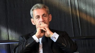 Frankreich: Sarkozy zu einem Jahr Haft ohne Bewährung verurteilt
