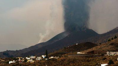 Ausgangssperre für mehrere Stadtteile auf La Palma