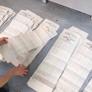 Bundestagswahl: Die Wahlergebnisse in Zahlen – Rot-Rot-Grün ohne Mehrheit
