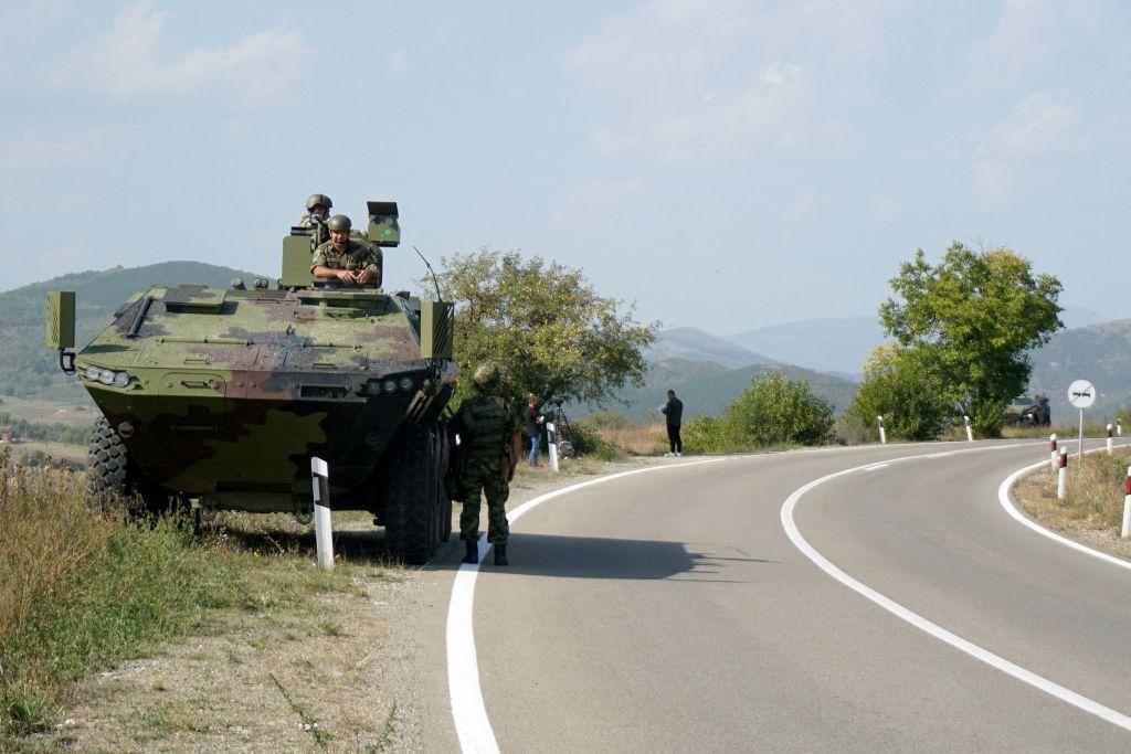 Pulverfass Kosovo und Streit um Nordmazedonien