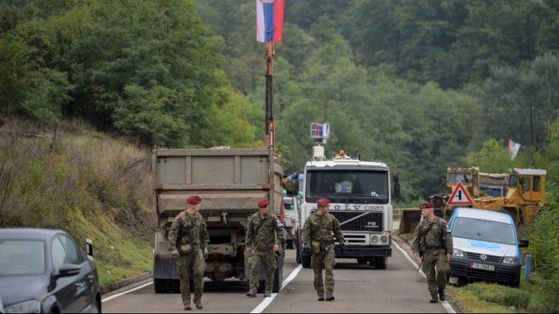 """Serbien und Kosovo im Grenzstreit: """"Wir haben einen Deal!"""""""