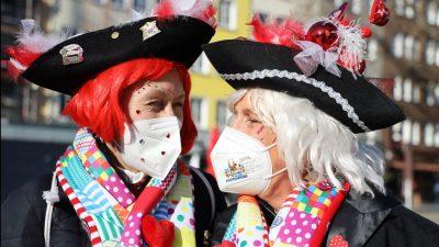 Der Kölner Karneval ist zurück – aber nur mit 3-G-Regeln