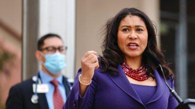 San Francisco hat die Lösung gegen Waffengewalt: Bargeld für Kriminelle