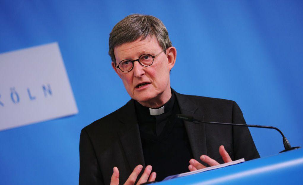 """Papst belässt Kölner Kardinal im Amt –  Woelki nimmt eine """"geistliche Auszeit"""""""