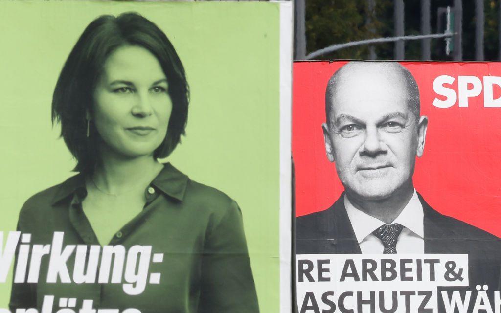 """Habeck: Rot-Grün wäre Regierung """"aus einem Guss"""""""
