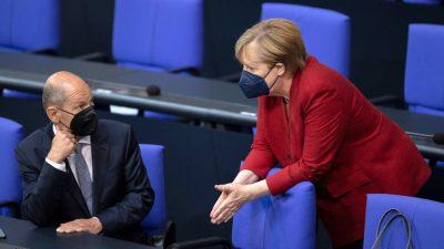 Das Ende der Volksparteien – oder kommen SPD und Union wieder?