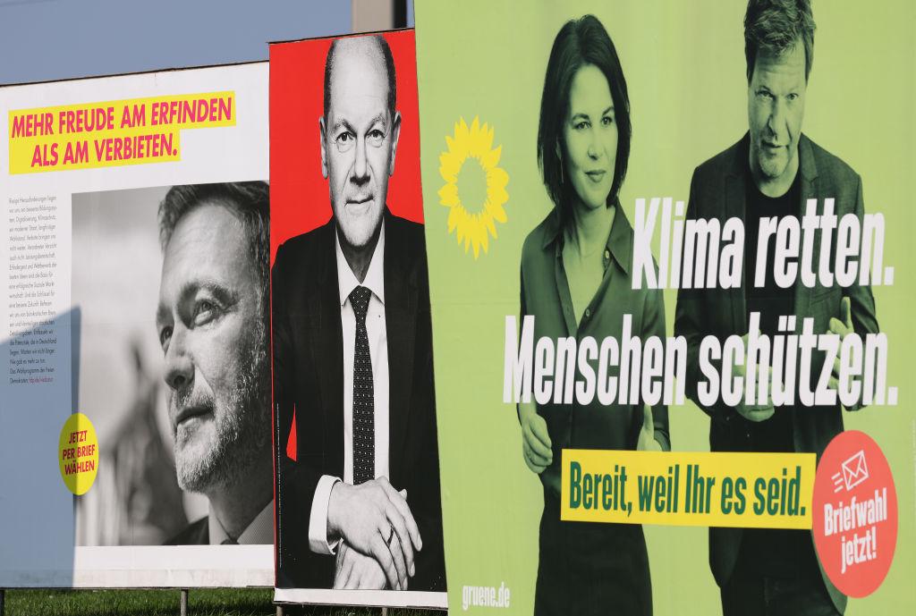 SPD weiter vorn – Union holt etwas auf, dann Grüne und AfD