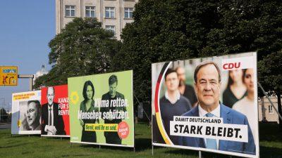 Parteien bringen sich für die Suche nach neuer Regierung in Stellung