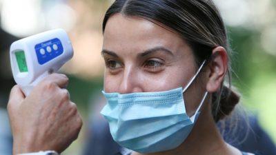 Corona-Lockdown in Sydney wird Mitte Oktober für geimpfte Bürger aufgehoben
