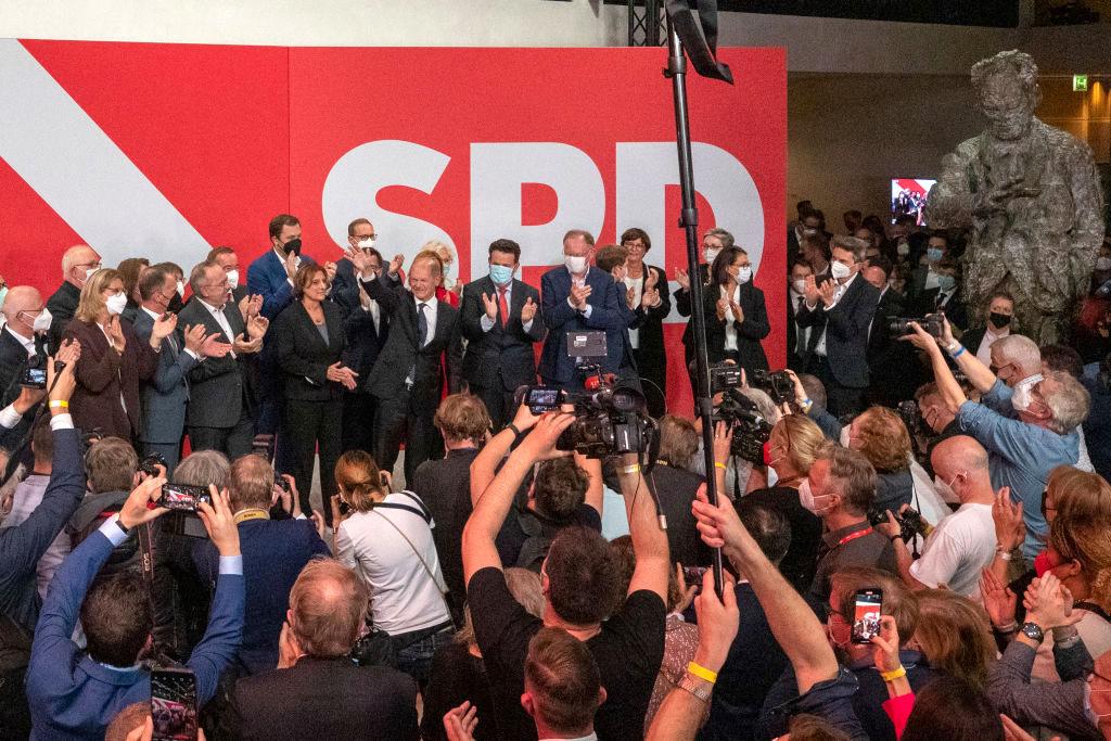 SPD stärkste Kraft in einigen Ländern – CDU fährt historische Verluste ein