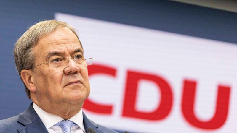 Kritik an Laschet wird lauter – Deutsche wollen Union in der Opposition