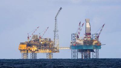 """""""Risiko für Natur und Umwelt"""": Habeck will Stopp der Nordsee-Erdölförderung"""