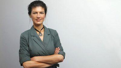 Was Freiheit für Sahra Wagenknecht bedeutet