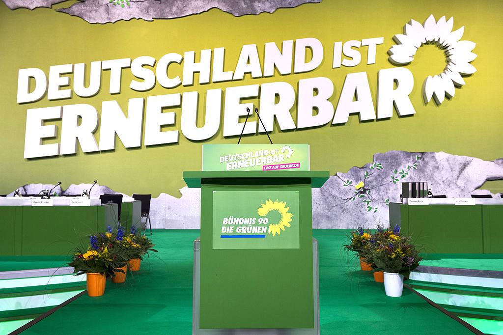 Grüne zu Wahlparteitag zusammengekommen