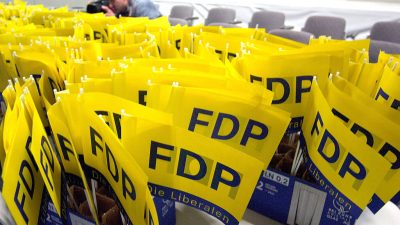 Jungwähler favorisierten FDP – Täuschte grüner Medien-Zauber über Realität hinweg?