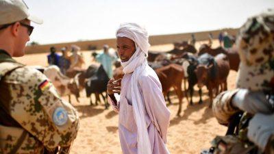 Russland weist Vorwurf zu Militärpräsenz in Mali zurück