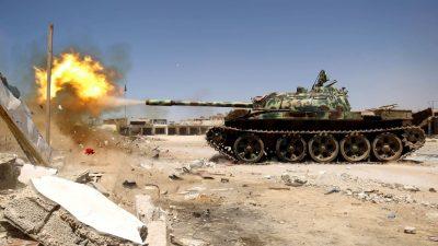 GroKo genehmigte rund vier Milliarden Euro für Militärausfuhren in Nahost