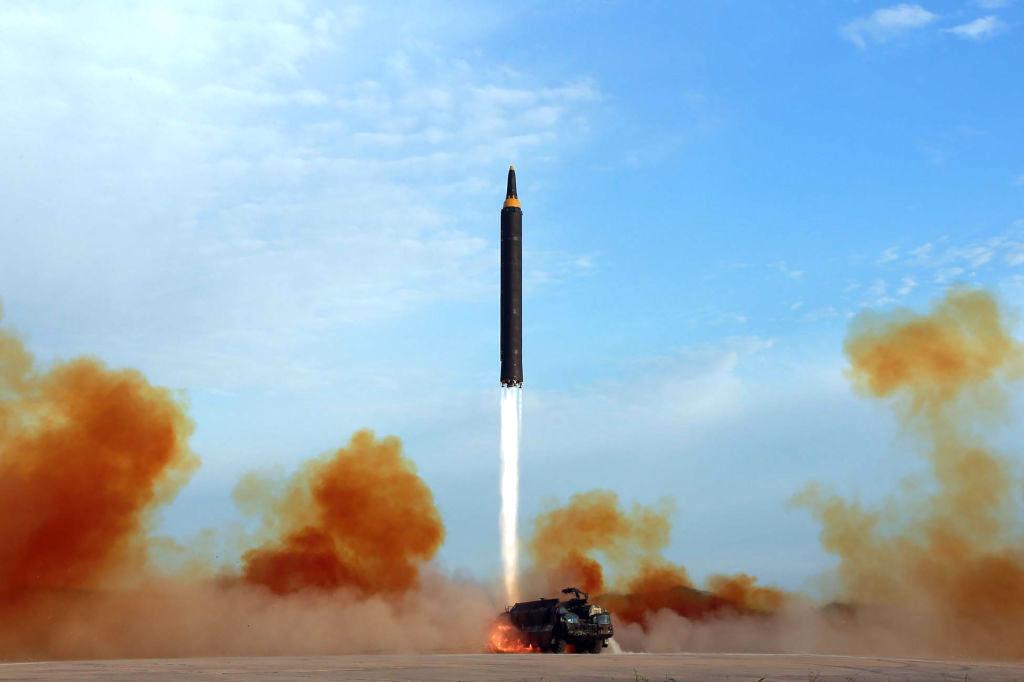 """Nordkorea testet """"Marschflugkörper von langer Reichweite"""""""