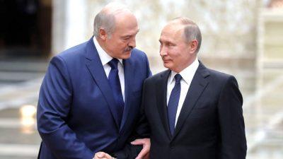 Russland und Belarus vereinbaren engere Wirtschaftsbeziehung