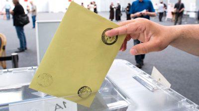 Millionen Niedersachsen sind am Sonntag zu Kommunalwahlen aufgerufen
