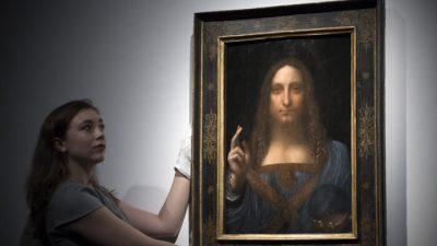 """The Lost Leonardo"""