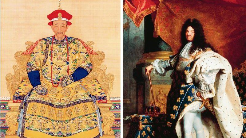 Sonnenkönig und Kaiser Kangxi: Freundschaft aus Schicksal