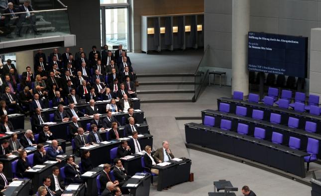 AfD könnte wegen zu wenig Listenkandidaten 39 Mandate verlieren