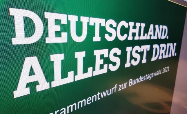 Bundes-Grüne nehmen Saar-Partei an die Kandare