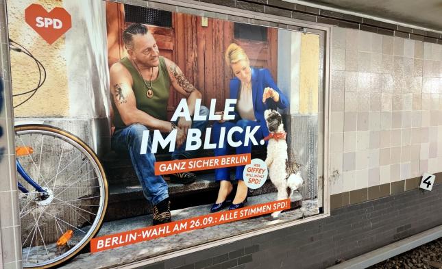 SPD-Politikerin Giffey hält Neuwahlen in Berlin für unnötig