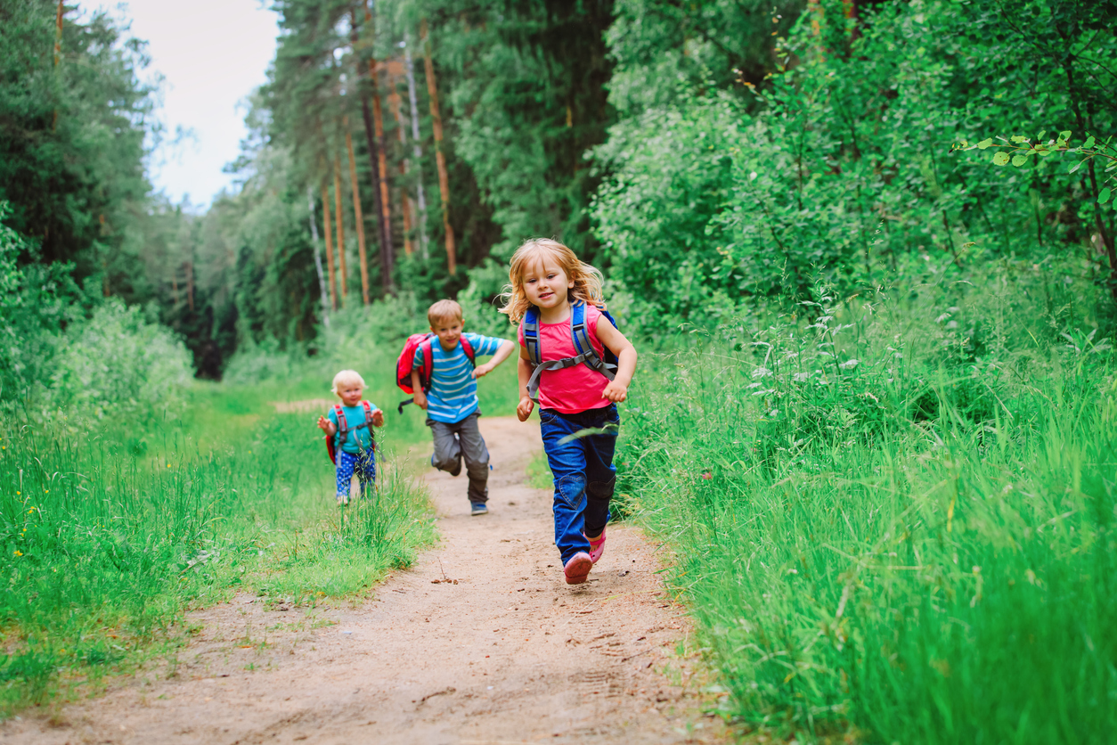 Fußball, Wandern oder Staubsaugen – Hauptsache, täglich bewegen