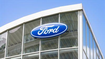 Ford kündigt Milliarden-Investition in Produktion von E-Autos an
