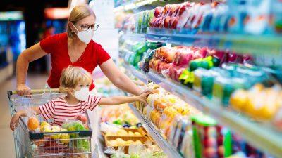 Teures Gemüse, hohe Energiekosten – Inflationsrate auf höchstem Stand seit 1993