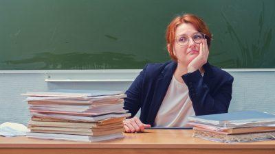 """Pädagogik-Professor:""""Über 40 Prozent der Lehrer sind ungeeignet"""""""