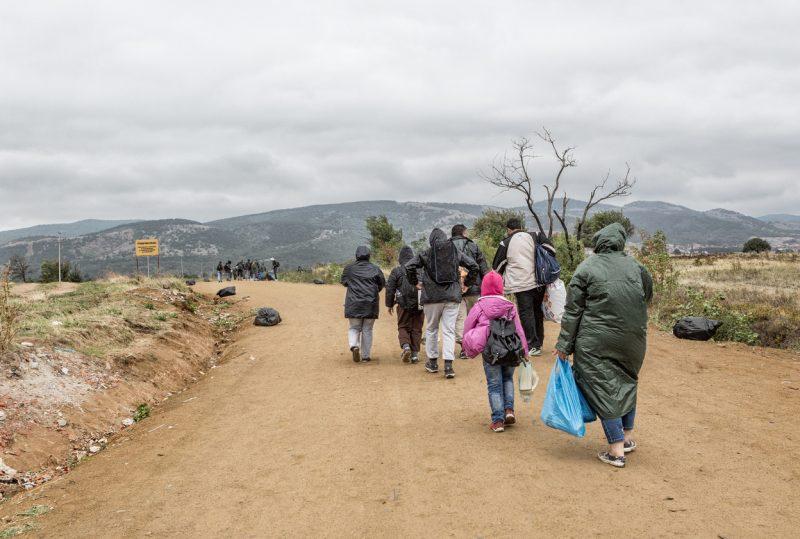 Migration kaum Thema im Wahlkampf
